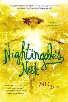 Nightingale's Nest by Nikki Loftin| wearewordnerds.com