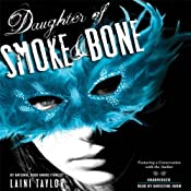 Hörbuch Daughter of Smoke and Bone