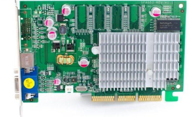 Graphic Card Vga List Sparkle Pc 700017 Geforce Fx 5200