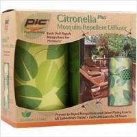 Amazon.com : Pic IRD Mosquito Repellent Diffuser, 2-Packs ...