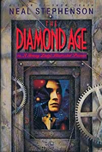 "Cover of ""The Diamond Age: or, A Young La..."
