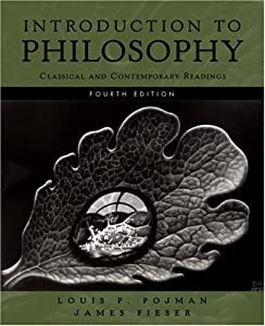 "Cover of ""Introduction to Philosophy: Cla..."