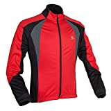 Cycling Wind Jacket for Winter Cold-god of War (WEIGHT:177-188Lbs HEIGHT:6.1ft above  XXL)