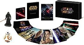 【Amazon.co.jp限定】 スター・ウォーズ/フォースの覚醒 MovieNEXプレミアムBOX [ブルーレイ+DVD+デジタルコピー(クラウド対応)+MovieNEXワールド] (BB-8グリーティングカード付) [Blu-ray]