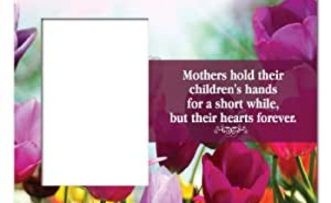 Amazon Picture Frame Mother S Day Mother S Hold