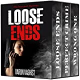 Mystery Box Set - (Davenport Mysteries - Loose Ends, Perfect Crime and Wrong one)
