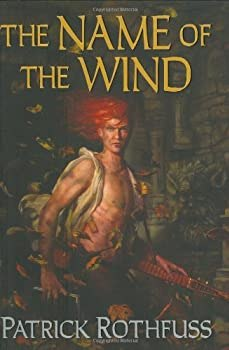 """Cover of """"The Name of the Wind (Kingkille..."""