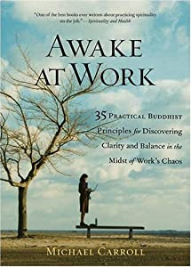 "Cover of ""Awake at Work: 35 Practical Bud..."