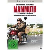 Mammuth / Regie: Benoît Delépine. Darst.: Gérard Depardieu, Yolande Moreau, Miss Ming, Isabel Adjani ...