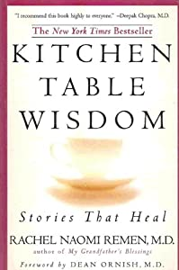 "Cover of ""Kitchen Table Wisdom"""