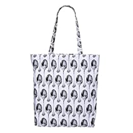 Xhilaration® Spoons Graphic Tote