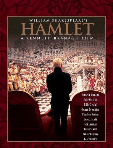 Amazoncom Hamlet 1996 Kenneth Branagh Julie Christie