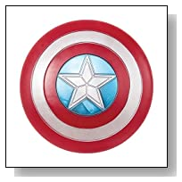 Rubies Captain America: The Winter Soldier Retro Costume Shield, 12