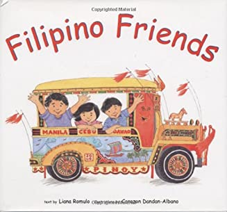 "Cover of ""Filipino Friends"""