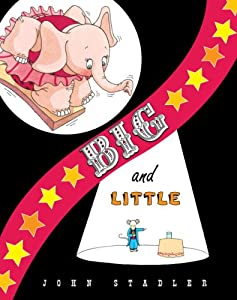 "Cover of ""Big and Little"""