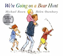 "Cover of ""We're Going on a Bear Hunt (Boo..."