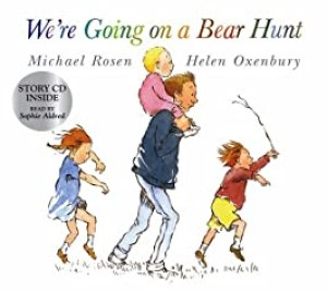 Kids Activity - We're Going on a Bear Hunt
