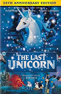 "Cover of ""The Last Unicorn"""
