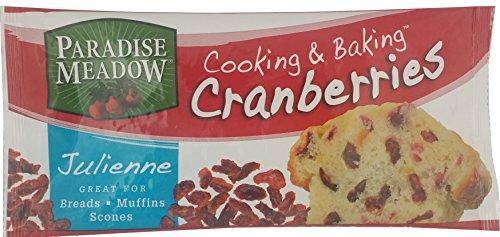 Paradise Meadow Julienne Cooking Baking Cranberries