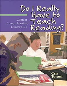 "Cover of ""Do I Really Have to Teach Readi..."