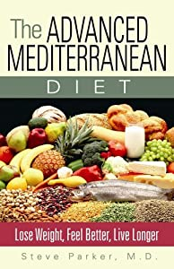 """Cover of """"The Advanced Mediterranean Diet..."""