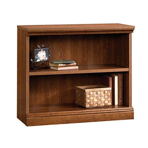 Sauder Camden County 2Shelf Bookcase Planked Cherry Best