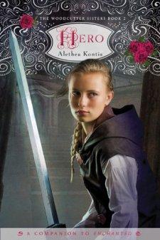 Hero (The Woodcutter Sisters) by Alethea Kontis| wearewordnerds.com