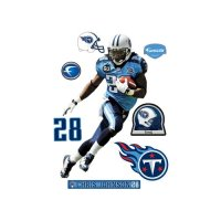 Fathead Chris Johnson Houston Texans Wall Decal ...