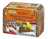 Mestemacher Muesli Bread, 10.5 Ounce (Pack of 9)