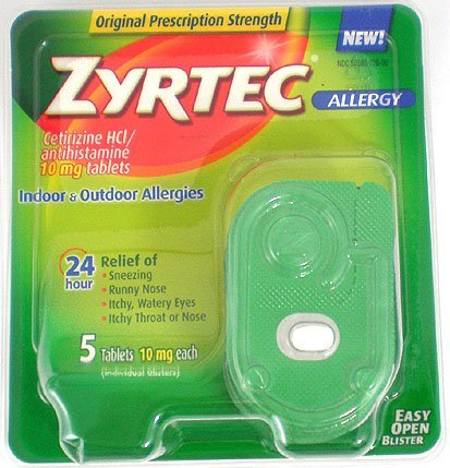 graphic about Printable Zyrtec Coupon called Totally free Zyrtec with printable coupon! - CouponMom Website