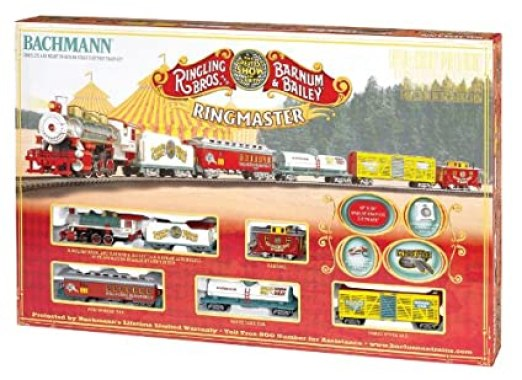 HO Scale Train Set for Sale