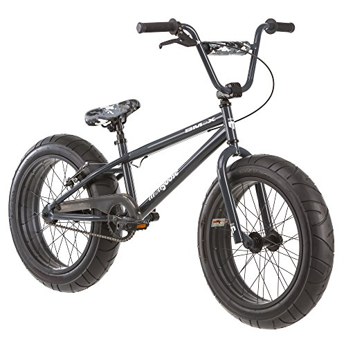 Mongoose Bmax Boy's Fat Tire Bike