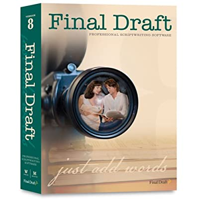 The Final Draft series of screenwriting software is among the best.