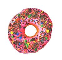 Amazon.com - FOOD FIGHT PILLOWS, DONUT