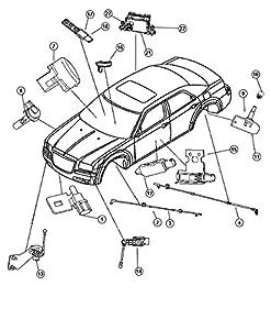 Amazon.com: Genuine Chrysler 56043196AF Gauge Sensor