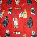Lego star wars tab top curtain 53 x54 amazon co uk kitchen amp home