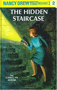 "Cover of ""The Hidden Staircase"""