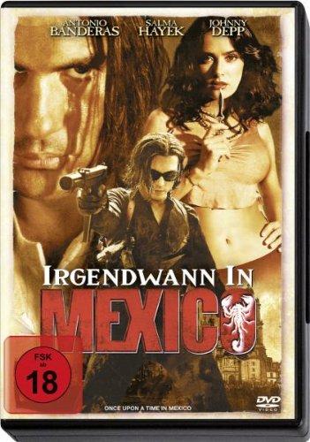 Irgendwann in Mexiko - DVD; ca. 10 Euro