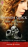 Les enquêtes de Lavinia et Tobias : Une alliance de choc par Amanda Quick