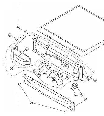 SPARE PARTS for Beko Washing Machine WMA 10W: Amazon.co.uk