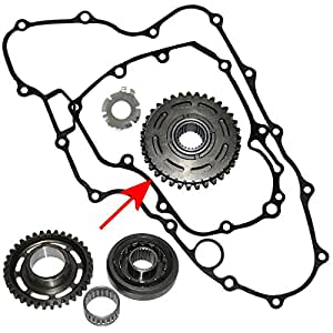 Amazon.com: NEW ONE WAY STARTER CLUTCH W GEAR FITS HONDA