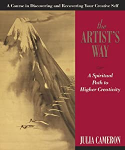 """Cover of """"The Artist's Way: A Spiritual P..."""