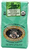 Jeremiah's Pick Coffee Organic Water Processed Decaf, Raisin &  Chocolate Round and Robust Whole Bean Coffee, Dark Roast,, 10-Ounce Bags (Pack of 3)
