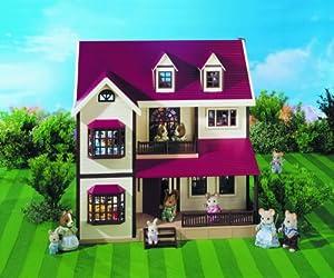 Sylvanian Families Oakwood Manor House Toys