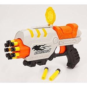 Amazoncom Air Zone 8 Dart Single Blaster Toys Games