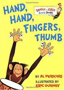 "Cover of ""Hand, Hand, Fingers, Thumb (Bri..."