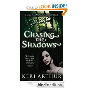 Chasing the Shadows (A Nikki and Michael Vampire Novel)