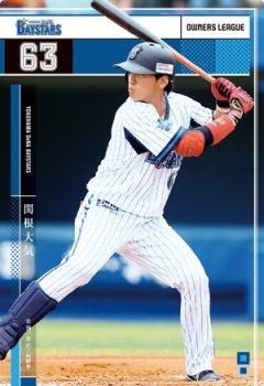 オーナーズリーグ21弾/OL21/NW/関根大気/横浜/OL21 109