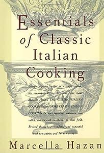 """Cover of """"Essentials of Classic Italian C..."""