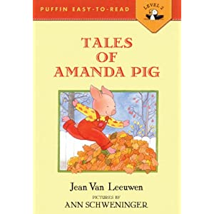 Tales Of Amanda Pig (Turtleback School & Library Binding Edition) (Puffin Easy-To-Read)
